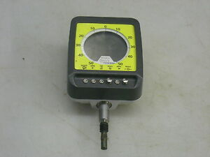 Federal Maxum Iii Digital Electronic Indicator Model 2033101 0001 Resolution