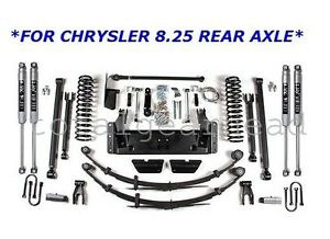 1997 2001 Jeep Xj Cherokee 4wd 8 5 Bds Long Arm Lift Kit W Nx2 Shocks 1434h
