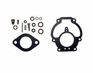 Case Tractor Basic Carburetor Kit For 870 930 970 With Zenith Carbs Gasket