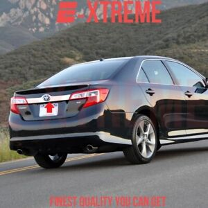 For 2012 13 2014 Toyota Camry Tailgate Liftgate Handle Trunk Hatch Chrome Covers
