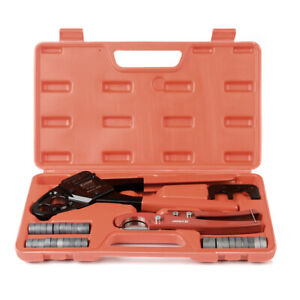 Iwiss 1 2 3 4 Copper Ring Pex Pipe Crimping Tool F1807 Pulmbing Tool
