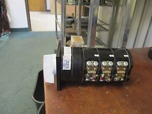 Entrelec Rotary Switch I 80 80a 600v Used
