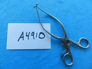 Jarit Surgical Gelpi Perineal Retractor W Ball Stops 205 121