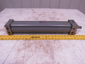 3 1 4 Bore 17 Stroke Pneumatic Air Tie Rod Cylinder
