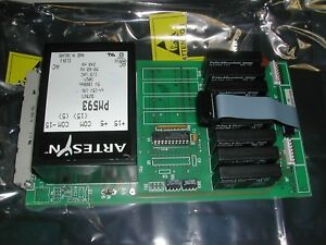 Vacuum Instrument Corp Vic Relay Board 281 345 1003 Assy 583 317 New V10 8