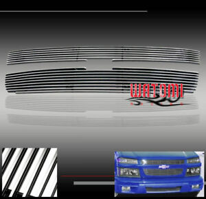04 05 06 07 08 Chevy Colorado Upper Billet Grille Grill