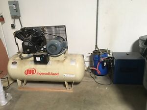 Ingersoll rand Compressor With Dryer Air Compressor Industrial Compressor