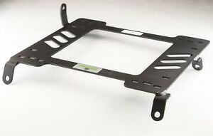 Planted Seat Bracket Driver Left Acura Cl 1997 1999 Black