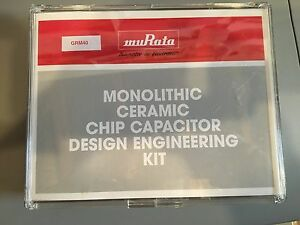 Murata Ceramic Chip Cap Design Eng Kit Grm Series Kit Grm40