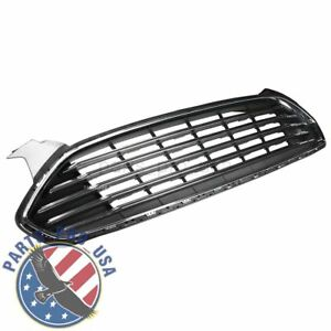 Fits Ford Fusion 2013 2016 Front Bumper Upper Grille Assembly Autopa Ds7z8200ba