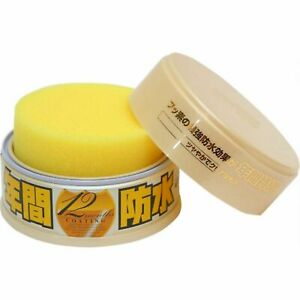 Soft99 Fusso Coat 12th Wax Sealant For White Light Color Car