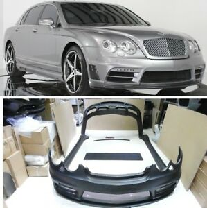 For Bentley Continental Flying Spur Body Kit 2005 2012 Walt Style