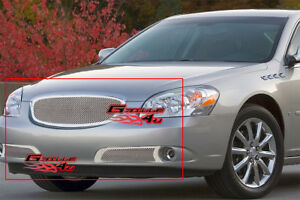 Fits 2006 2009 Buick Lucerne Upper Stainless Mesh Grille Grill Insert