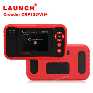 Launch X431 Crp123 Diagnostic Tool Obd2 Abs Srs Transmission Engine Us Shipping
