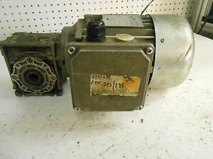 Laipple keb Electric Motor M80l 4 1013249 75kw 1420 Rpm With Gear Box Nms40