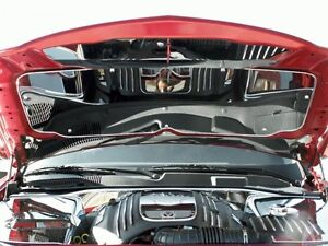 Chrysler 300 Dodge Charger Magnum Hood Panel Polished 2005 2010 303009