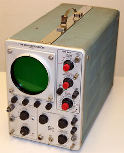 Tektronix 515a Oscilloscope O scope Parts