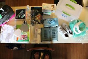 Dental Hygiene Kit With First Year Set Of Books Shoes Etc