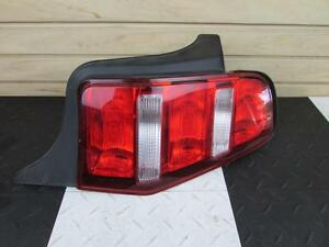 2010 2012 Ford Mustang Right Tail Light Lamp Assembly W Harness Rh B3 13b504 ah