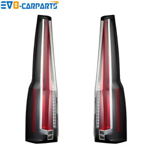 Tail Lights 2015 2019 For Gmc Yukon Tail Rear Lights Cadillac Escalade Style