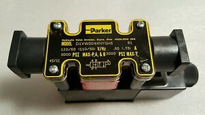 Parker Hydraulic Valve D1vw004knygh5 Directional Control Valve