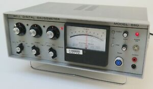 Bell 660 Digital Gaussmeter Model 660