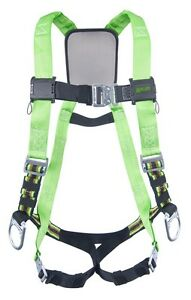 Miller P950qc 7 Duraflex Python Ultra Harness With Side D Rings