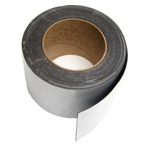 Magnetic Tape Roll 30 Mil With Outdoor Acrylic Adhesive 4 Wide X 50 Long