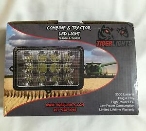 Combine Tractor Led Light Fits Case Ih Tl9020