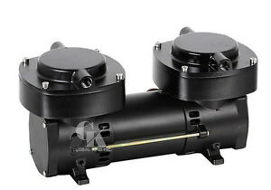 Dc 12v Oilfree Electric Diaphragm Vacuum Pump 4 8cfm 160w 136lpm