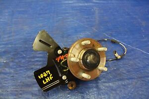 2015 15 Ford Mustang Gt Oem Factory Lh Front Spindle Hub Assembly 5 0l V8 1027