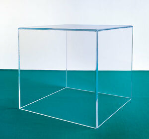 Box Case Cover Acrylic Box Display Collectible Display Case Free Tote