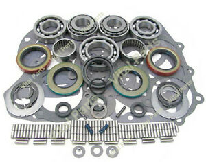 Transfer Case Bearing Rebuild Kit For Ford Truck Np 205 1973 1979 Direct Mount