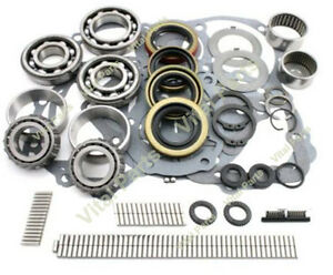 Transfer Case Bearing Rebuild Kit Gm Chevy Dodge Np 205 205c 205 1969 89
