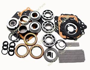 Dodge Ford Divorced Np 205 205d Transfer Case Rebuild Kit Remote Mount