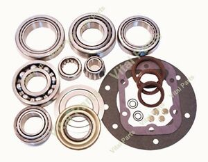Ford Super Duty Zf S6 650 6 Speed Manual Transmission Rebuild Kit Fits 99
