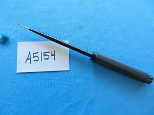 Codman Surgical Neuro Spine Opti length Cobb Spinal Curette 67 7108 New