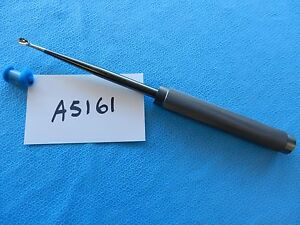 Codman Surgical Neuro Spine Opti length Cobb Spinal Curette 67 7117 New