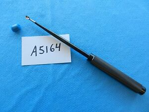 Codman Surgical Neuro Spine Opti length Cobb Spinal Curette 67 7120 New