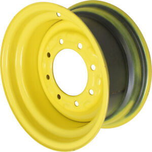 Front Rim 8 X 16 For John Deere Tractors See Description