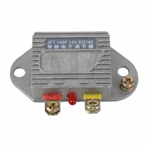 Electronic Regulator Universal Voltage Stability Silver