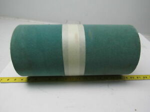 Green Polyester Fleece Conveyor Belt 12 X 14 1 2 X 0 210 Thick