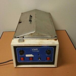 Sheldon Vwr Scientific Water Bath Model 1240
