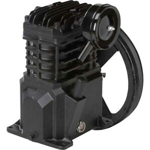 2wgx6 Speedaire Air Compressor Cast Iron Replacement Pump