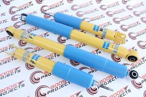 Bilstein Chevrolet Avalanche B6 4600 Series Rear Front Shock Absorbers