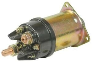 New 24 Volt 4 Term Solenoid Fits Caterpillar 6b5539 Cummins 3675197rx 3945452
