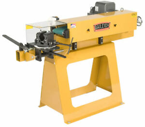 New Baileigh Tn 600 Tube And Pipe Notcher