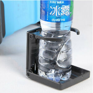 Folding Drink Cup Can Bottle Holder Stand Mount Car Auto Boat Fishing Box