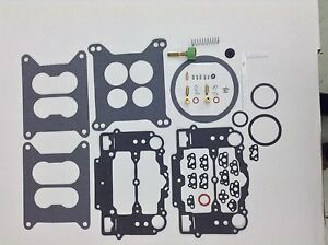 2 Carter Afb Carburetor Kit 1967 1971 Mopar Dodge Hemi 426 Engines
