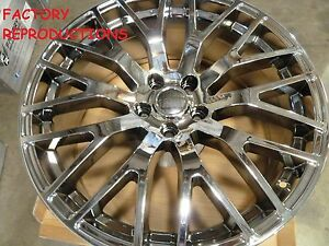 4 19 Mustang Gt Performance Style Fits 2005 2017 Pvd Chrome Wheels Rims Set